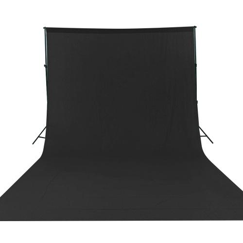 10 × 20FT / 3 × 6M Studio Baumwolle Hintergrund Hintergrund Stoff