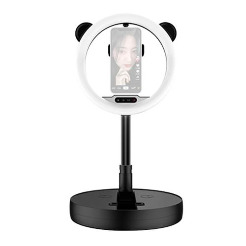Lampe circulaire à LED portable