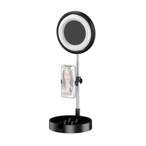 Faltbares Selfie Ringlicht Tragbares Kreislampenfülllicht