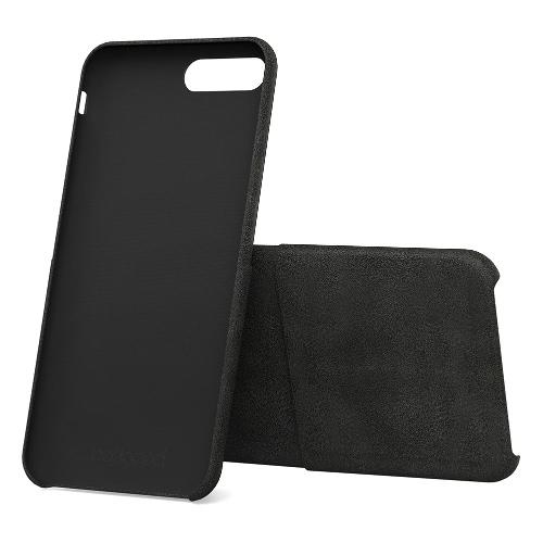 dodocool PU кожаный бумажник телефон защитный чехол Shell с кредитной карты держатель Слот для 5,5-дюймового iPhone 7 Plus Black
