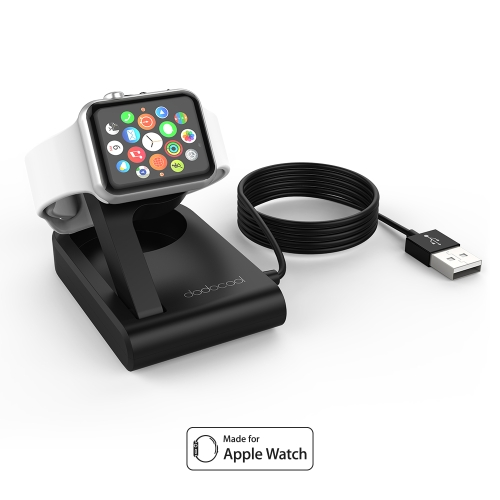 dodocool MFi Certifié Foldable Magnetic Dock Holder Support pour Apple Watch