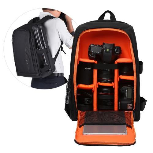 HUWANG gran bolsa de cámara acolchada al aire libre Fotografía Viajes