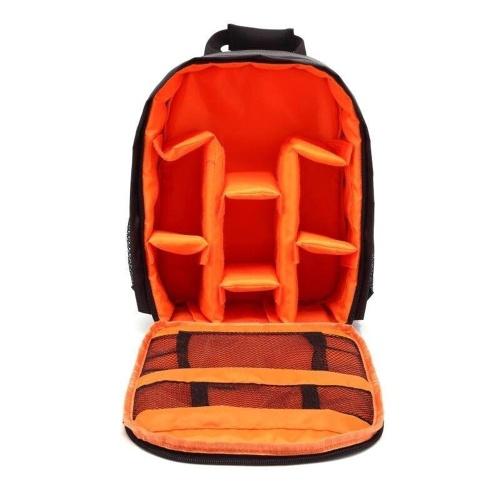 Outdoor Small DSLR Digital Camera Video Backpack
