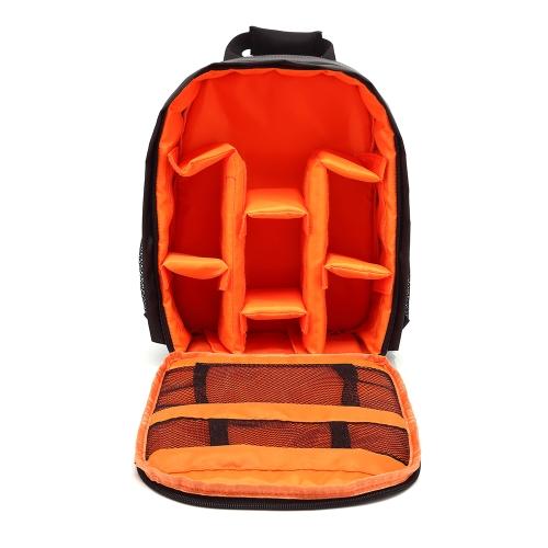 New Multi-functional Small DSLR Digital Camera Video Backpack Bag Waterproof Outdoor Camera Bag