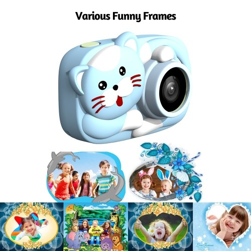 Mini Cartoon Kids Digital Camera