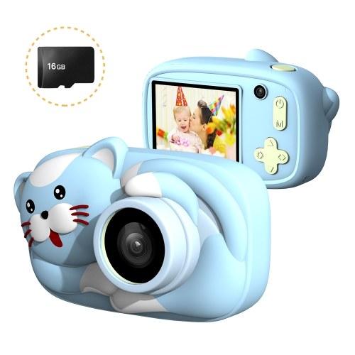 Mini Cartoon Kinder Digitalkamera