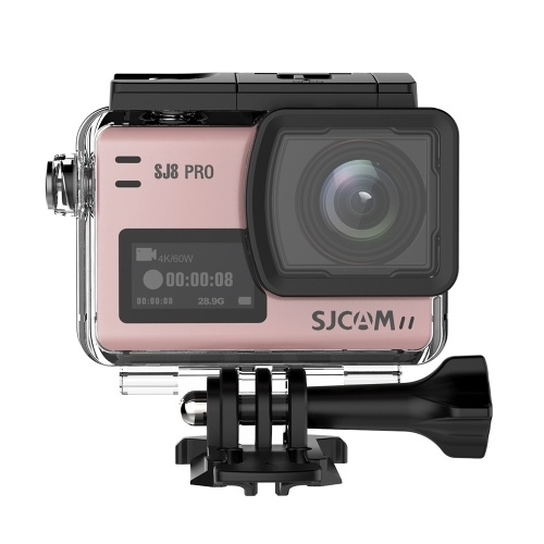 SJCAM SJ8 PRO Caméra d'action 4K / 60FPS WiFi Sports Cam