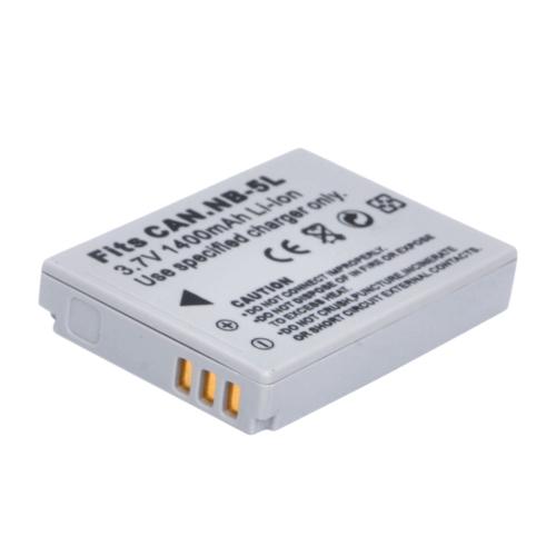 キヤノン NB-5 L NB5L の Powershot S100 SX200 SX210 の 1400 mah NB-5L バッテリーは SX230 HS SD890 です。