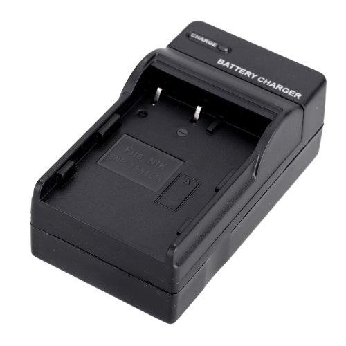 Charger Adapter for Nikon EN-EL3 EN-EL3a EN-EL3e D100 D200 D300 D50 D70 D80 D90
