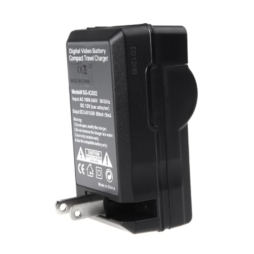 Battery Charger AC Adapter for Sony NP-F960 NP-F970