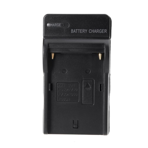 Batterie chargeur AC adaptateur pour Sony NP-F960, NP-F770 NP-F970 NP-F550