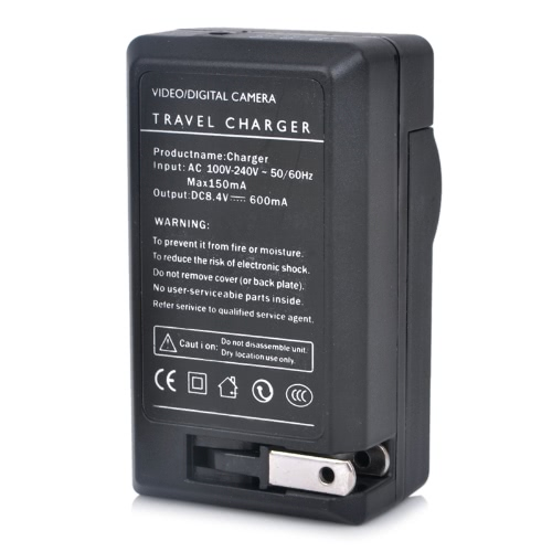 Battery Charger AC Adapter for Sony NP-FH100/FH30/FH40/FH50/FH60/FH70/FP50