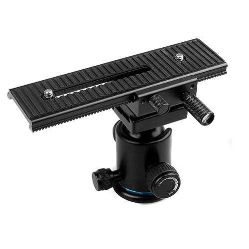2-way Macro Shot Focusing Focus Rail Slider for Canon Nikon Sony Olympus Pentax Camera D-SLR