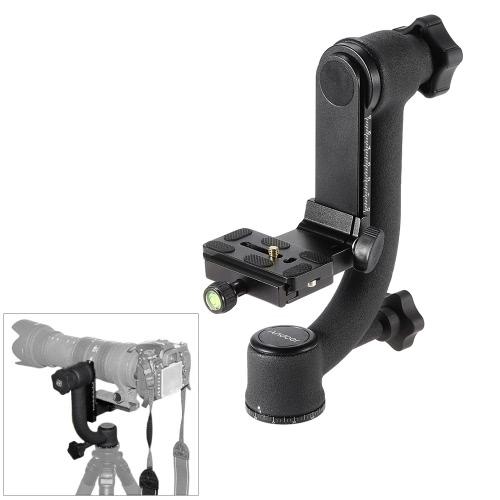 BEIKE BK-45 Professionelle Gimbal Stativkopf für Kamera-Objektiv