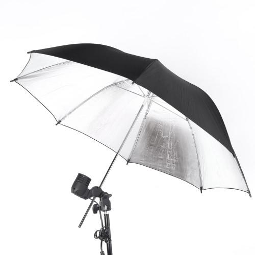 83cm Studio-Foto-Strobe-Blitz-Licht Reflexschirm 33 Zoll