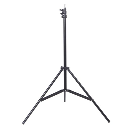 2m / 6.56ft Photography Studio Light Tripod Stand for Camera Photo Studio Soft Box
