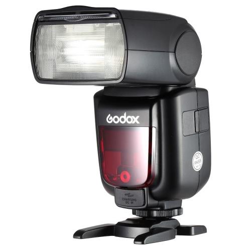 Godox TT685S Cámara Speedlite TTL Maestro Esclavo GN60 2.4G transmisión HSS 1 / 8000S para Sony A77II A7RII A7R A58 A99 ILCE6000L ILDC cámara