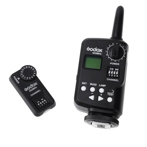 Godox Wireless Power Control Flash Trigger Set FT-16S for Godox VING V850  [並行輸入品]