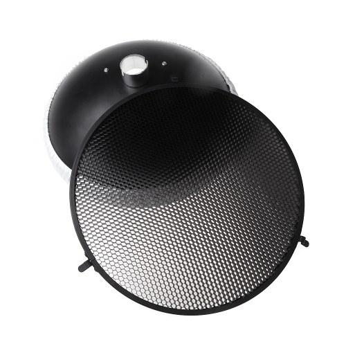 Godox Beauty Dish AD-S3 aus zweiter Hand mit Gitter AD-S4 für WITSTRO Speedlite Flash AD180 AD360