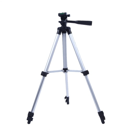 3110A Pro Kamera-Stativ Leichtes flexibler Portable Drei-Wege-Kopf