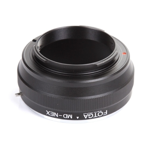 MD-NEX Adapter Pierścień do Minolta MC / MD Lens do Sony NEX-5 7 3 F5 5R 6 VG20 mocowaniem E