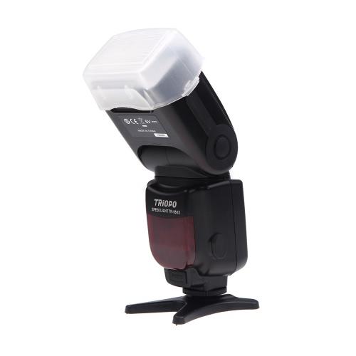 TRIOPO TR 960 II スピード ライト マニュアル ズーム ニコン キヤノン ペンタックス デジタル一眼レフ カメラ