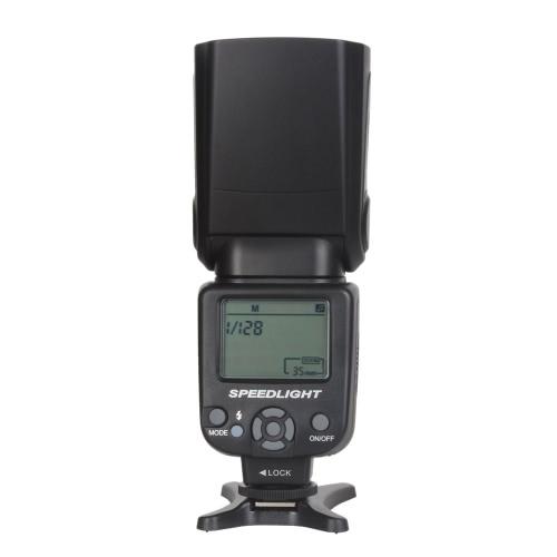 TRIOPO TR-960 II Velocidad de la Luz Manual de zoom