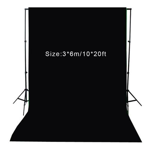 Photography Screen Backdrop Muslin 100% Cotton Video Photo Lighting Studio Background