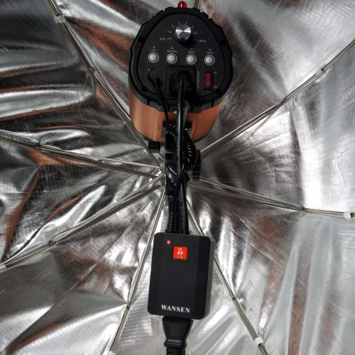 普遍的な WanSen AC 04 4 チャンネル ワイヤレス スタジオ フラッシュ トリガー ストロボの設定