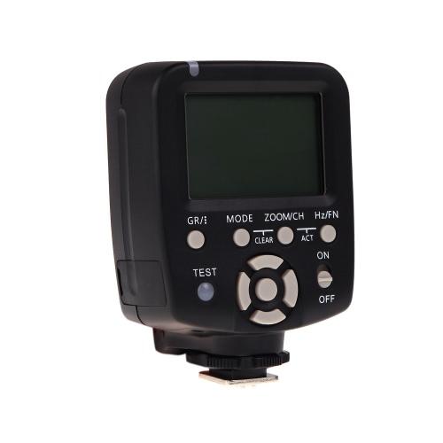 Yongnuo YN560-TX Controlador inalámbrico de flash para Nikon Comandante sin cable Control remoto Mando a distancia para YN-560III YN-560TX YN560TX Speedlite Nikon DSLR Cámaras
