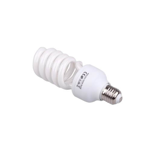 E27 220V 5500K 45W Photo Studio Bulb Photography Daylight