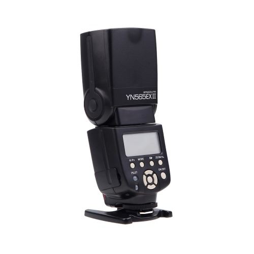Multi-Function YONGNUO Flash Speedlight YN-565EX II  E-TTL Flash for Canon DSLR Camera