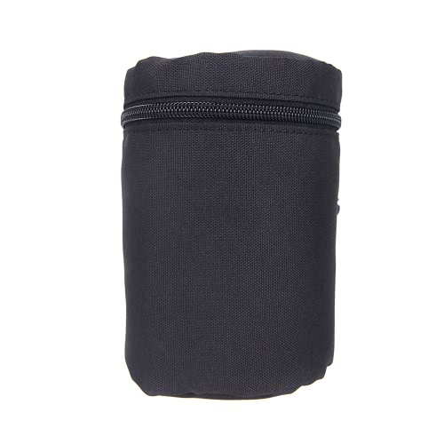 Fliegen Blatt Lens Case Etui Tasche 13 * 8,5 cm
