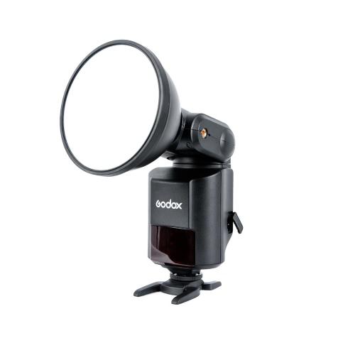 GODOX Witstro 360W DC-360 GN80 externo portátil ligero Speedlite Flash con PB960 Kit del paquete de la batería de litio para Canon Nikon cámara