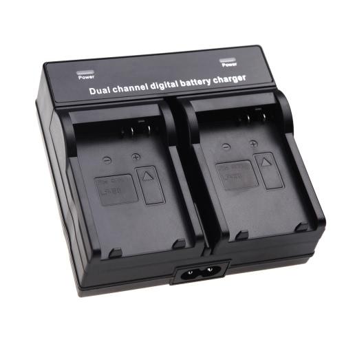 Ładowarka dwukanałowa do akumulatorów LP-E8 Akumulator Canon EOS 550D 600D 650D 700D