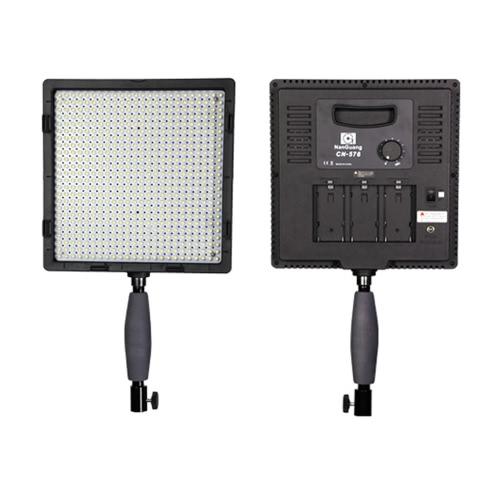CN 576 高 CRI 95 超色 LED ビデオ ライト ランプ パネル デジタル一眼レフ カメラ用