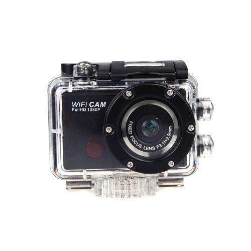 WDV5000 1080p wasserdicht Wifi Action Sport DV Kamera Camcorder IR-Fernbedienung