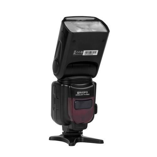 Triopo TR-586EXN 無線モード、TTLフラッシュライト、Nikon D5300 D610 D7100 D80 D600 D800 D80 D90 D5000 D3000 D7000 D3200専用