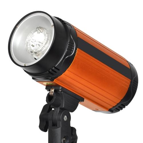300WS Photography Studio Strobe Photo Flash Light 110V Golden