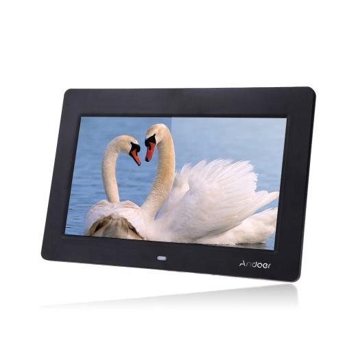 Cadre photo numérique 10 '' HD TFT-LCD 1024 * 600