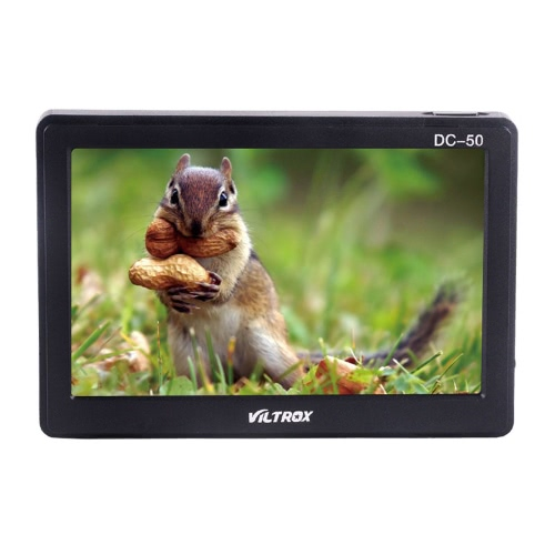 VILTROX DC-50 HD-Clip-on-LCD-5 '' Monitor