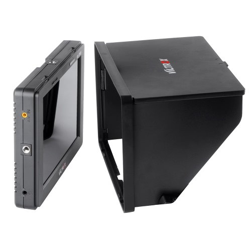 Monitor de 7'' HD de Viltrox DC-70II 1024 * 600