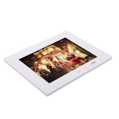 Andoer 8'' ultradünnen HD TFT-LCD-Digital Photo Frame