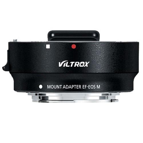 Viltrox Auto Focus EF-EOS M MOUNT Lens adattatore per Canon EF EF-S obiettivo per Canon EOS fotocamera Mirrorless