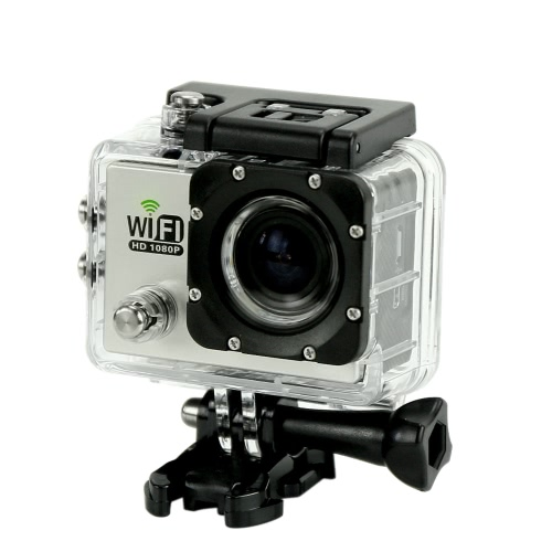 Mini1080P FHD Wifi DV wasserdichte Sport-Action-Kamera