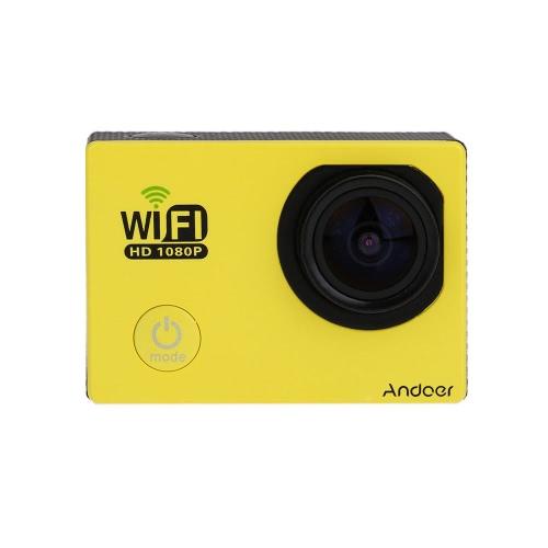 Mini1080P FHD Wifi DV Waterproof Sport Action Camera Camcorder Car DVR Outdoor Bike Helmet
