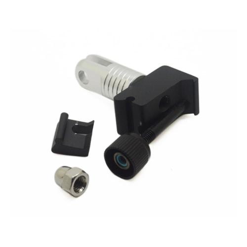 Andoer 20mm Weaver Picatinny Gun montażu szynowego dla GoPro Hero1 2 3 3 +4 Sport Camera