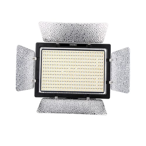 YONGNUO YN900 CRI 95 + ワイヤレス LED ビデオ ライト パネル 3200 K ・ 5500 K 7200LM 54 w キヤノン ニコン カメラ用照明