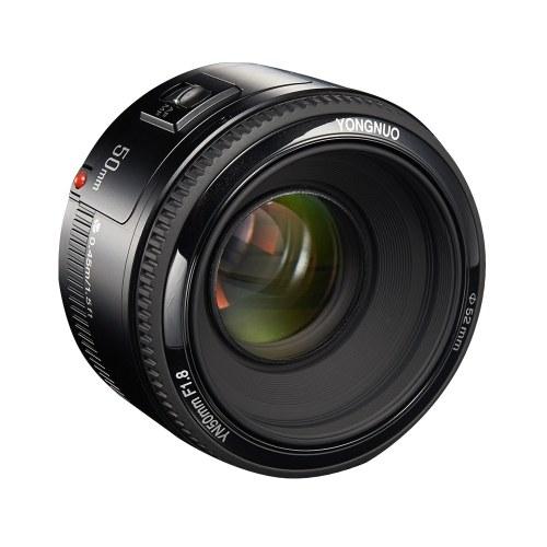 YONGNUO YN EF 50mm f/1.8 AF Lens