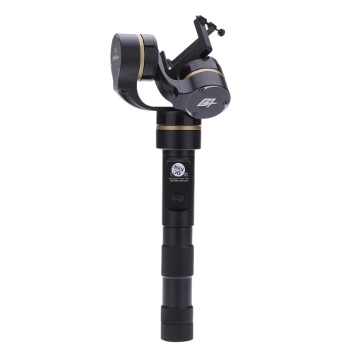 Second Hand Feiyu FY-G4 Ultra 3-Axis Handheld Gimbal Steadycam Camera Stabilizer Photo for Gopro 3 3+ 4